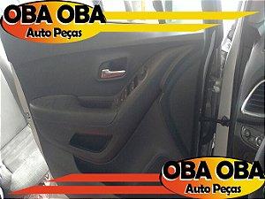 Forro de Porta Dianteira Esquerda Tracker 1.4 Ltz Turbo 2016/2017