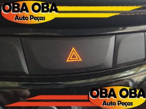 Botão da alerta Chevrolet Tracker 1.4 Ltz Turbo 2016/2017