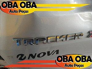 Emblema da Tampa Tracker Chevrolet Tracker 1.4 Ltz Turbo 2016/2017