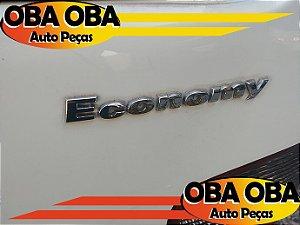 Emblema Da Tampa Traseira (Economy) UNO Mille Econ 1.0 Flex 2012/2013