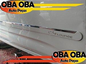 Friso Da Porta Dianteira Direita Citroen C4 1.6 Lounge Thp Aut 2016/2017