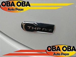 Emblema da Tampa THP Citroen C4 1.6 Lounge Thp Aut 2016/2017