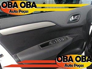 Forro de Porta Dianteira Esquerda Citroen C4 1.6 Lounge Thp Aut 2016/2017