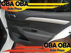 Forro De Porta Traseira Direita Citroen C4 1.6 Lounge Thp Aut 2016/2017