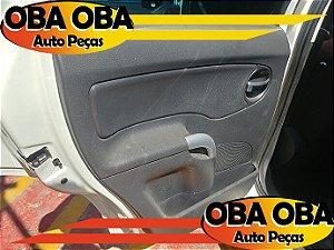 Forro De Porta Traseira Esquerda Citroen C3 Glx 1.4 Flex 2011/2012