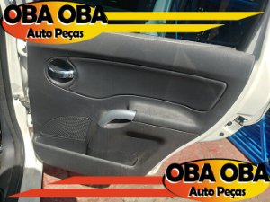 Forro De Porta Traseira Direita Citroen C3 Glx 1.4 Flex 2011/2012