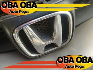 Emblema do Para-choque Honda Fit 1.4 8 Velas 2004/2004