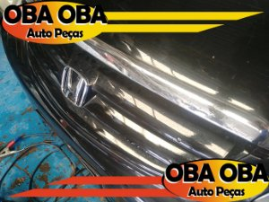 Grade do Para-Choque Honda Civic Lx 1.7 Aut 2001/2002