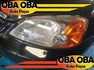 Farol Direito Honda Civic Lx 1.7 Aut 2001/2002