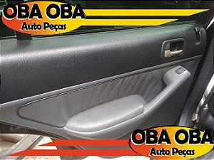 Forro De Porta Traseira Esquerda Honda Civic Lx 1.7 Aut 2001/2002
