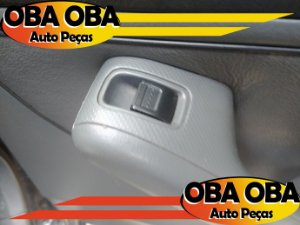 Botão De Vidro Traseira Direita Honda Civic Lx 1.7 Aut 2001/2002