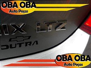 Emblema Da Tampa LTZ Chevrolet Onix 1.4 Aut Ctz 2016/2016