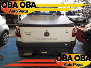 Caixote Fiat Strada Working 1.4 flex 2015/2015