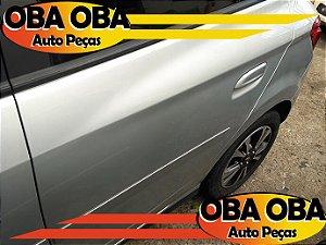 Porta Traseira Esquerda Onix Chevrolet Onix 1.4 Aut Ctz 2016/2016
