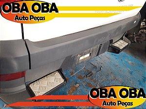 Para-choque Traseiro Fiat Strada Working 1.4 flex 2015/2015
