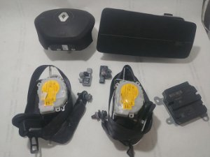 Kit De Air Bag Renault Kwid 2018/2020