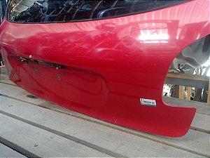 Tampa traseira do Peugeot 206 Selection 2003 original bom estado