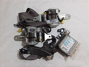 Kit Airbag New Civic Lxs 1.8 16v 2007/2011 - Automático