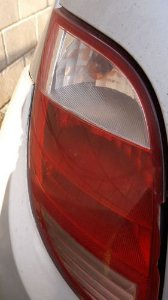 Lanterna Esquerda Ford Ka Zetec 1.0 2003/2003 Gasolina - Ma