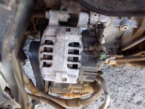 Alternador Citroen C3 1.4 Flex 2007 2008