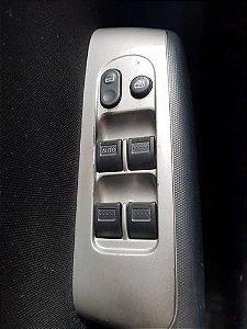 Botão Vidro Elétrico Dianteiro Esquerdo Honda Fit Ex 07/08
