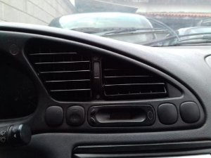 Difusor Central Ford Fiesta Endura 1.0 1998 1999