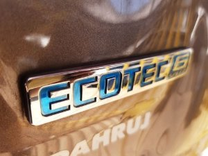 Emblema  Ecotec  Chevrolet Cruze Hatch 15/15