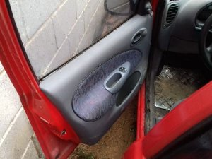 Forro De Porta Diant.esquerdo Ford Fiesta Endura 1998 1999