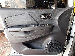 Forro De Porta Dianteiro Esquerdo Renault Captur 1.6 16v