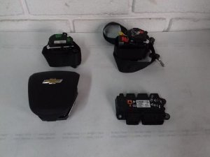 Kit Airbag Gm Onix 2015 2016