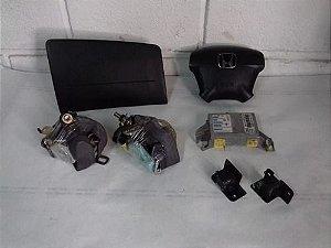 Kit Airbag Honda Civic 1.7 2001 2002 2003 2004