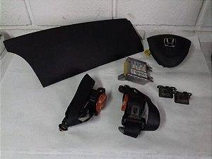 Kit Airbag Honda Fit 1.5 Gasolina 2005