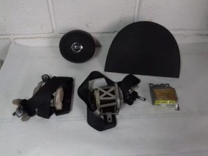 Kit Airbag Nissan March 1.6 16v 2012 2013