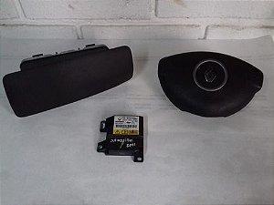Kit Airbag Renault Sandero 2010 2011