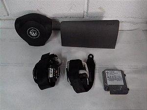 Kit Airbag Vw Voyage G5 2008 2009 2010 2011 2012