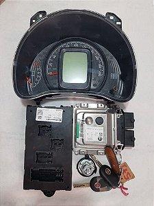 Kit Code Fiat Mobi 1.0 3c Flex 2018/2019 Mecânico