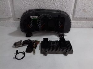 Kit Code Fiat Strada Working 1.4 8v 2015 55268091