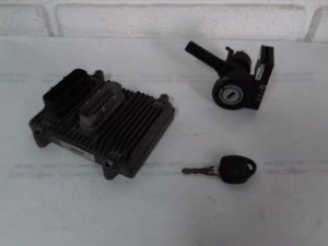 Kit Code Gm Celta 1.0 2p Gas. 2004 2005 93314845