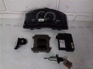 Kit Code Gm Meriva 1.8 Gas. 2002 2003 94716760