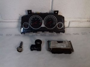 Kit Code Gm Vectra 2.4 16v Flex 2006 0261208924