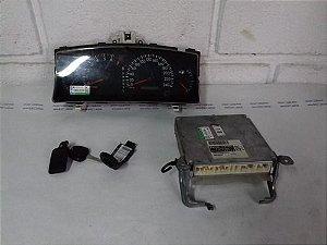 Kit Code Toyota Corolla 1.8 Xei Gas. 2002 2003 89666-02180