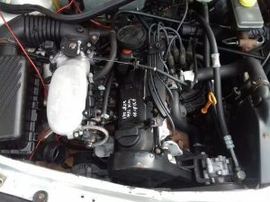 Motor Parcial Vw Gol 1.6 Ap Gasolina 1999/1999