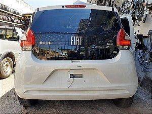 Para-choque Traseiro Fiat Mobi 1.0 3c Flex 2018/2019 Manual