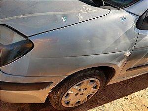 Para-lama Esquerdo Renault Scenic 1.6 16v 2004/2005 Manual