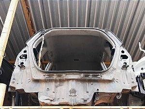 Traseira Com Teto Honda Fit Ex 1.5 Gasolina 2005/2005
