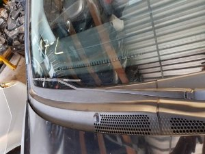 Braço Do Limpador Dianteito Direito Honda Fit Ex 1.5  07/08