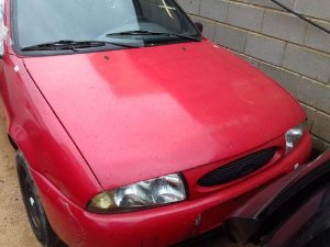 Capô Ford Fiesta Endura 1.0 1998 1999
