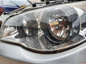 Farol Esquerdo Fiat Palio Fire 1.0 8v Flex 07/08 Manual