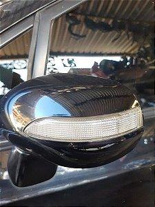 Retrovisor Esquerdo Com Pisca Honda Fit Ex 1.5 2004 A 2008