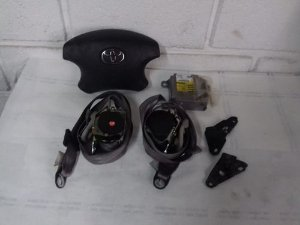 Kit Airbag Toyota  Corolla 2003 A 2008